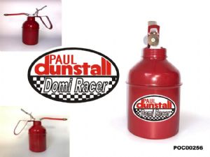 Dunstall Classic Bike Oil Cans Set PC00256